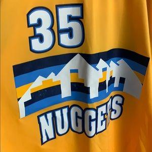 Nuggets Men's L 35 Faried Jersey like new